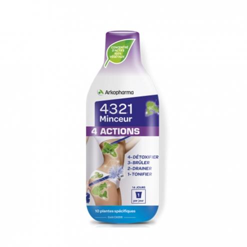 bruleur de graisse 4321