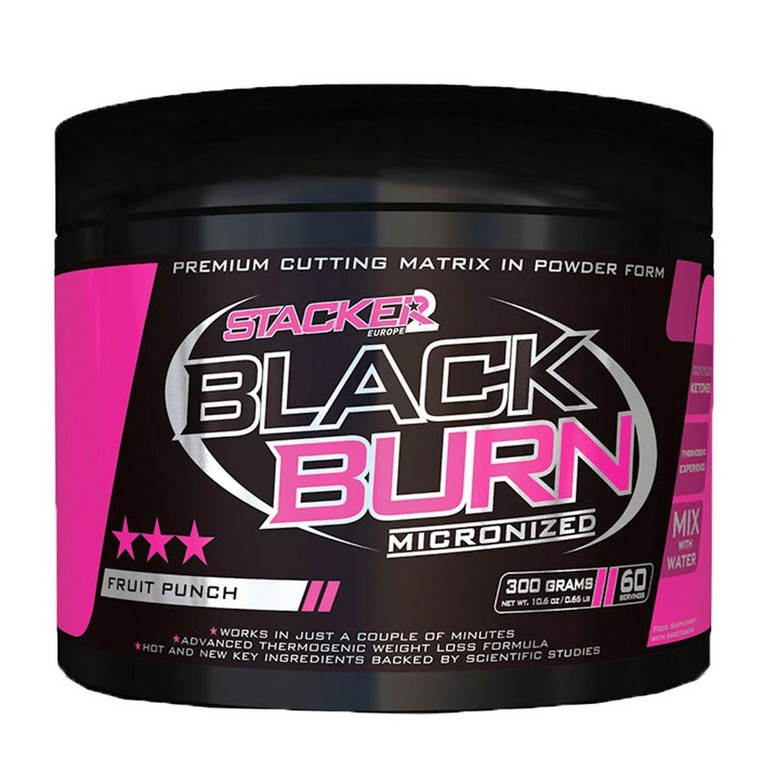 bruleur de graisse black burn