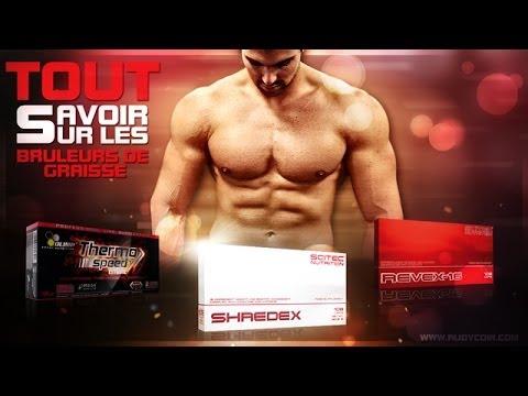 bruleur de graisse bodybuilding