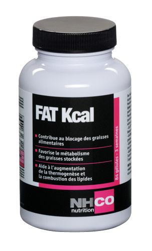 bruleur de graisse kcal