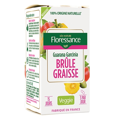 bruleur de graisse naturel guarana