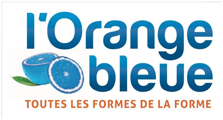 bruleur de graisse orange bleue