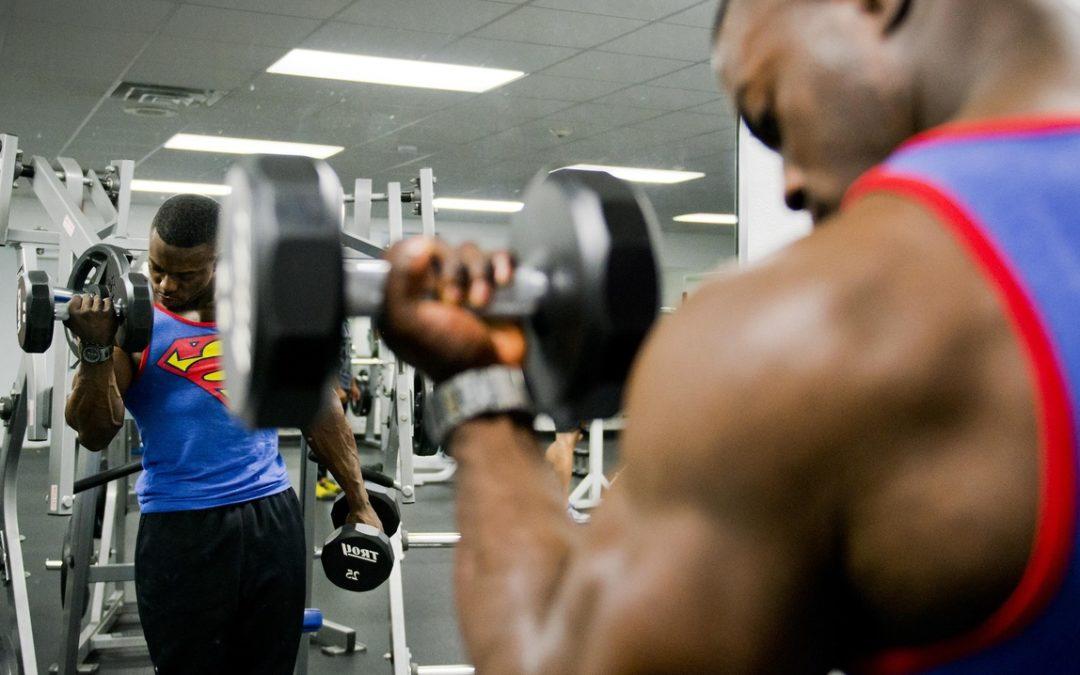 bruleur de graisse sportif
