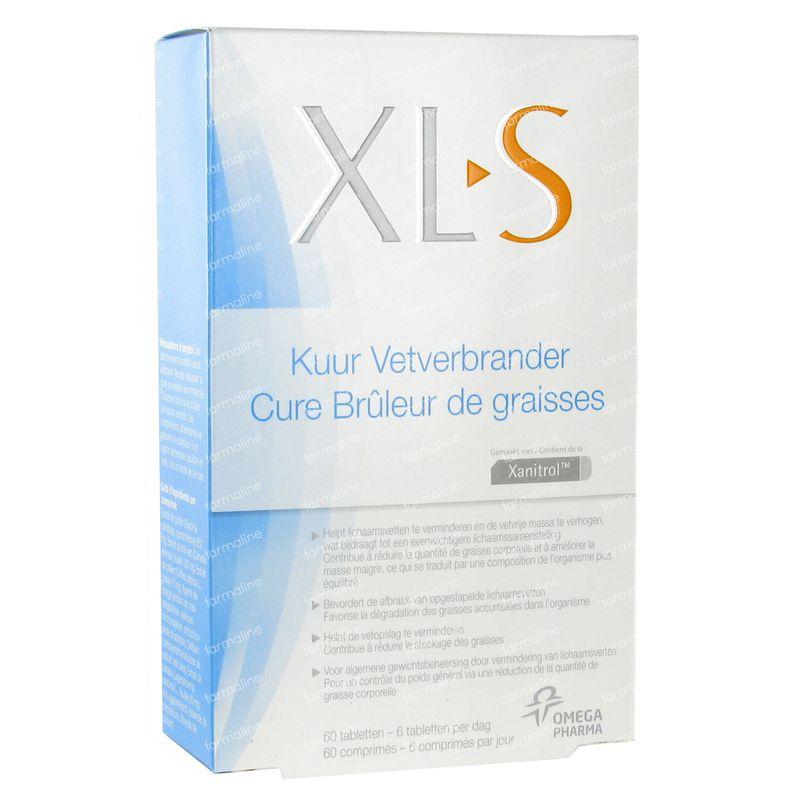 Avis clients pour XLS Medical 60 Comprimés
