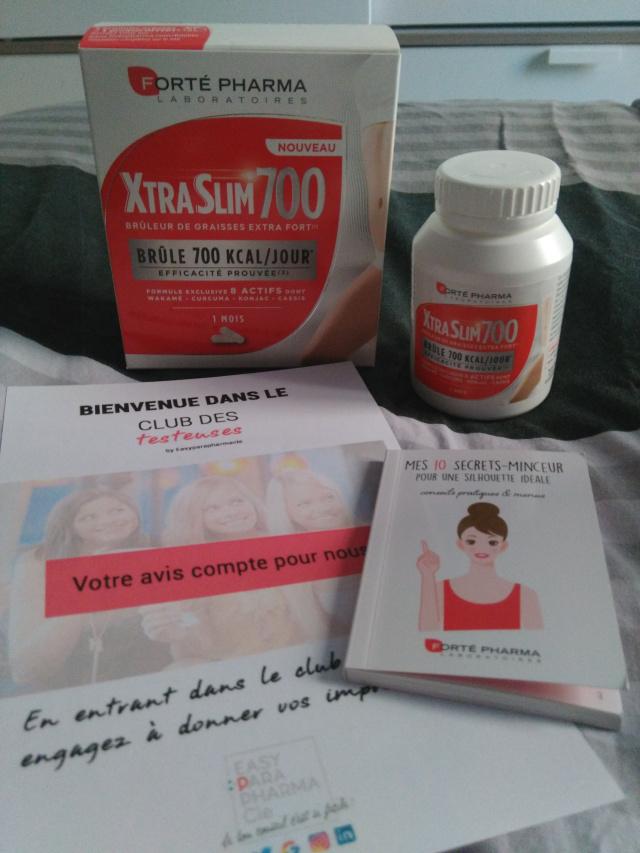 bruleur de graisse xtra slim 700