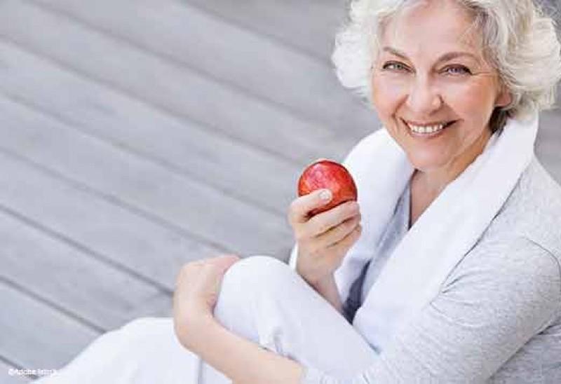comment maigrir a 60 ans