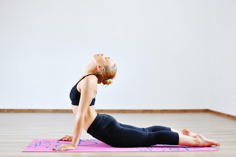 comment maigrir avec yoga