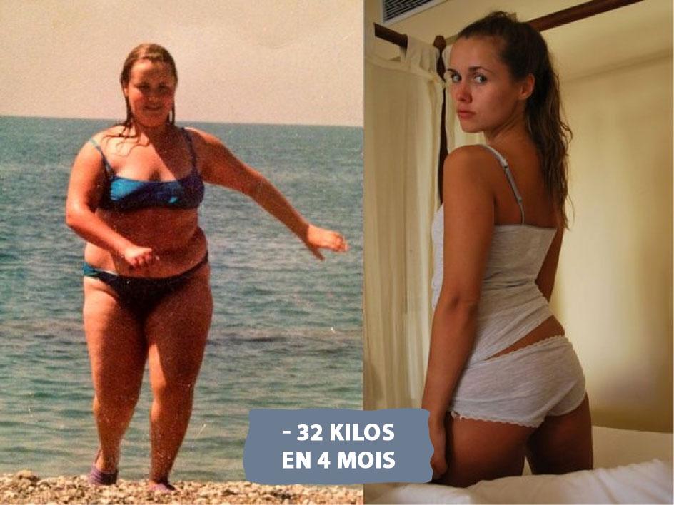 comment maigrir en 4 mois