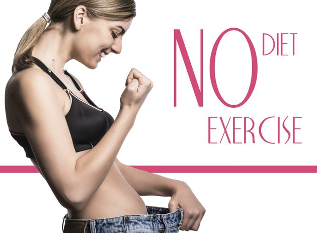 comment maigrir sans regime ni sport