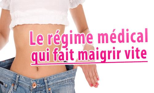 comment maigrir vite sans regime