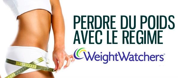 comment maigrir weight watchers