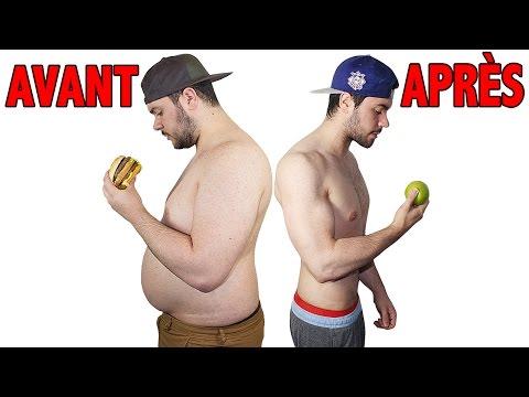 perdre du poids 5 kg en 3 mois