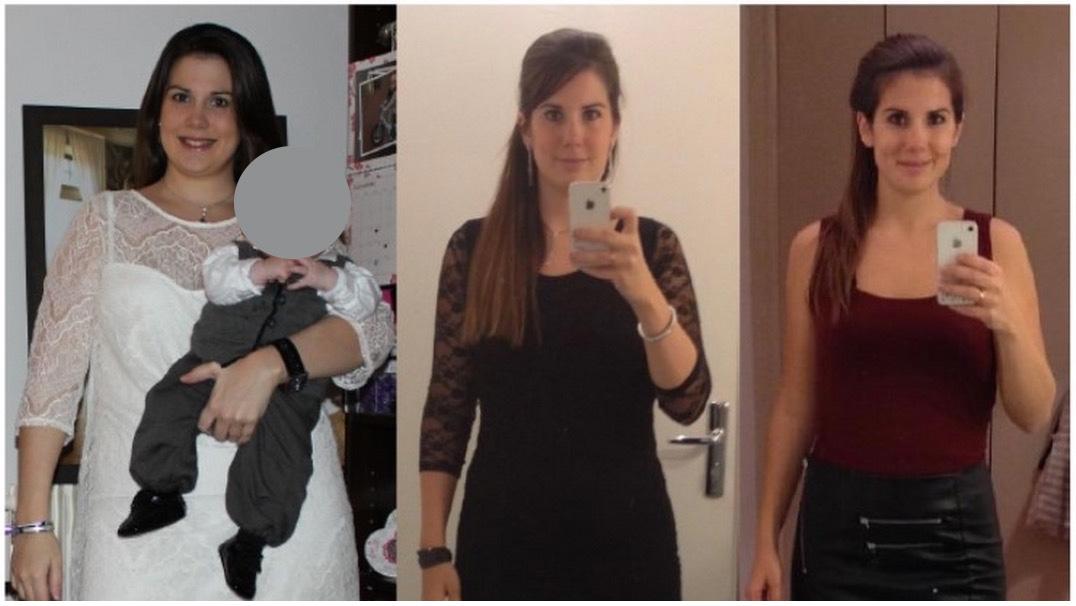 perdre du poids apres 2 grossesses