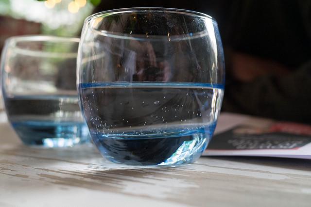 perdre du poids boire de l'eau