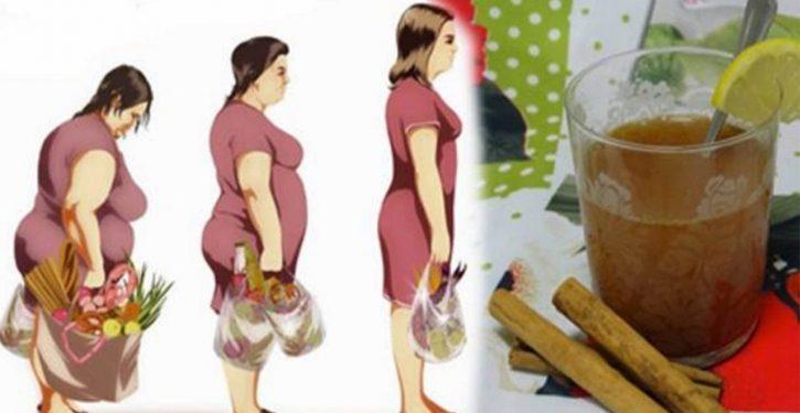 perdre du poids boisson