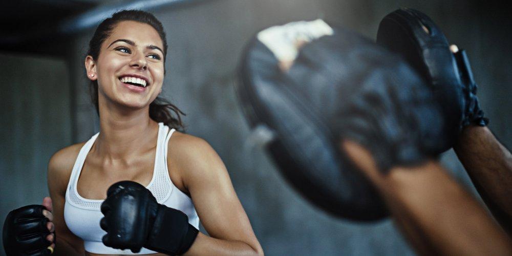 perdre du poids boxe