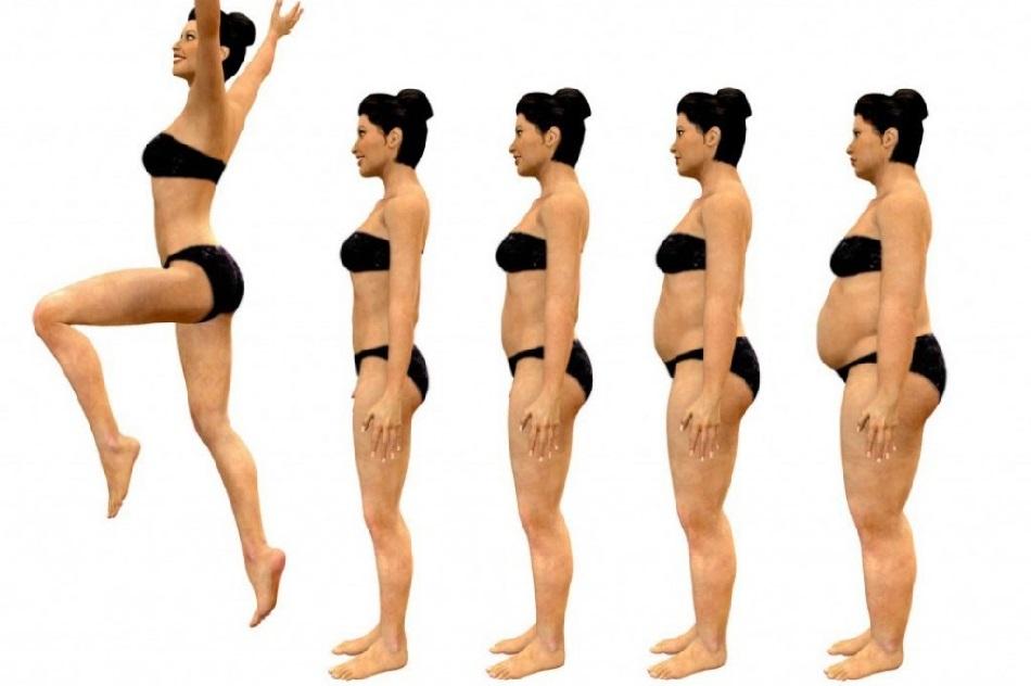 perdre du poids pour une femme