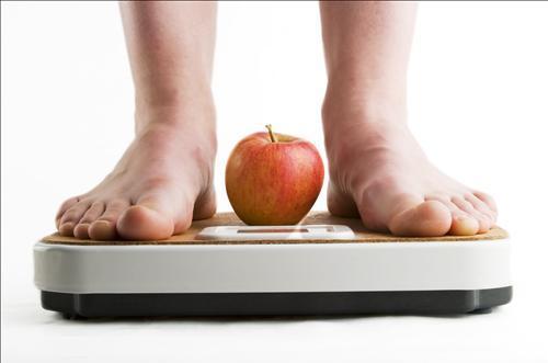 perdre du poids genoux