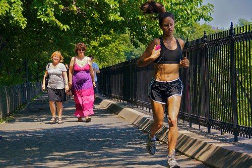 perdre du poids jogging