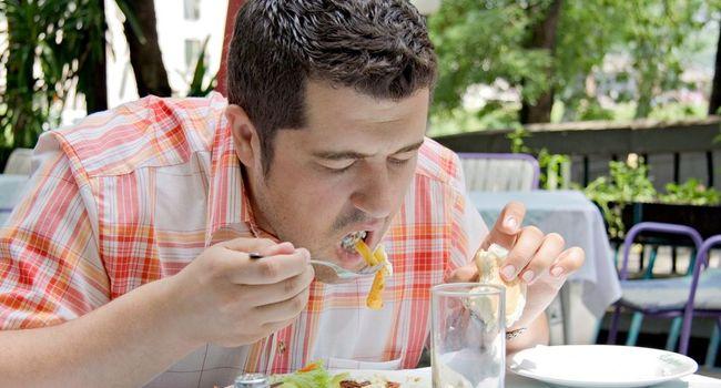 perdre du poids manger moins