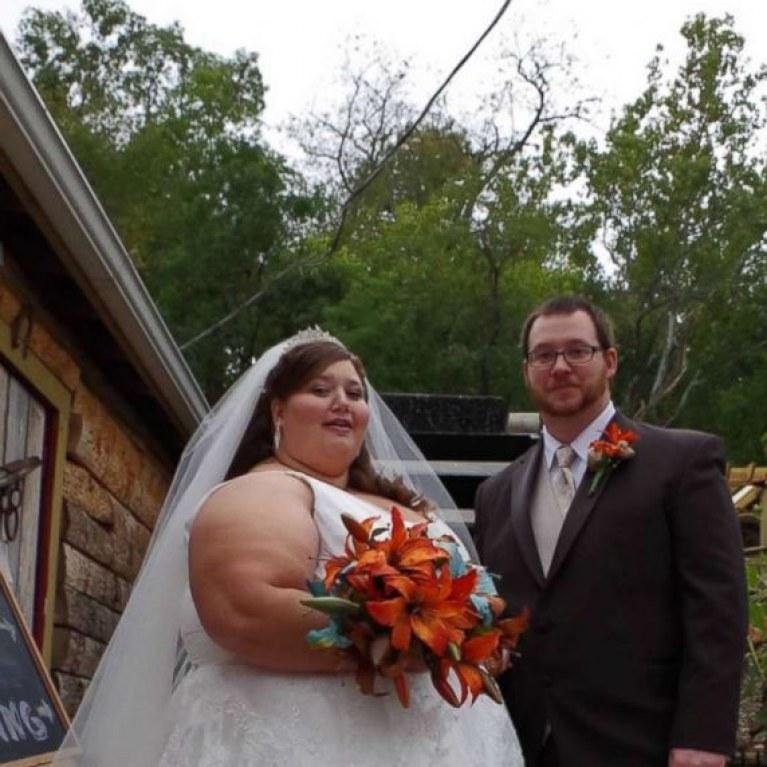perdre du poids mariage