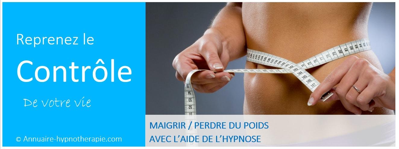 perdre du poids par l'hypnose