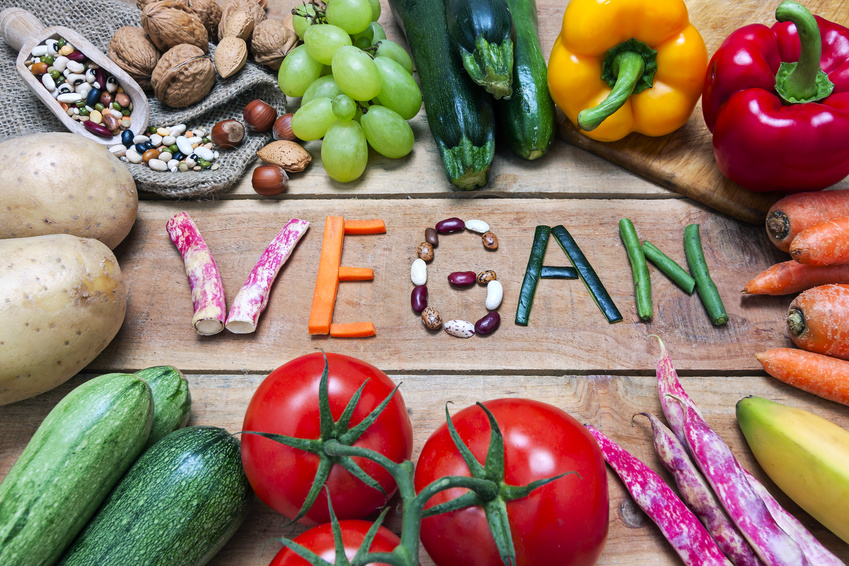 perdre du poids quand on est vegan