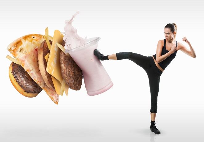 perdre du poids que faire