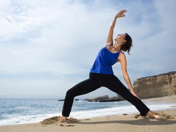 perdre du poids yoga