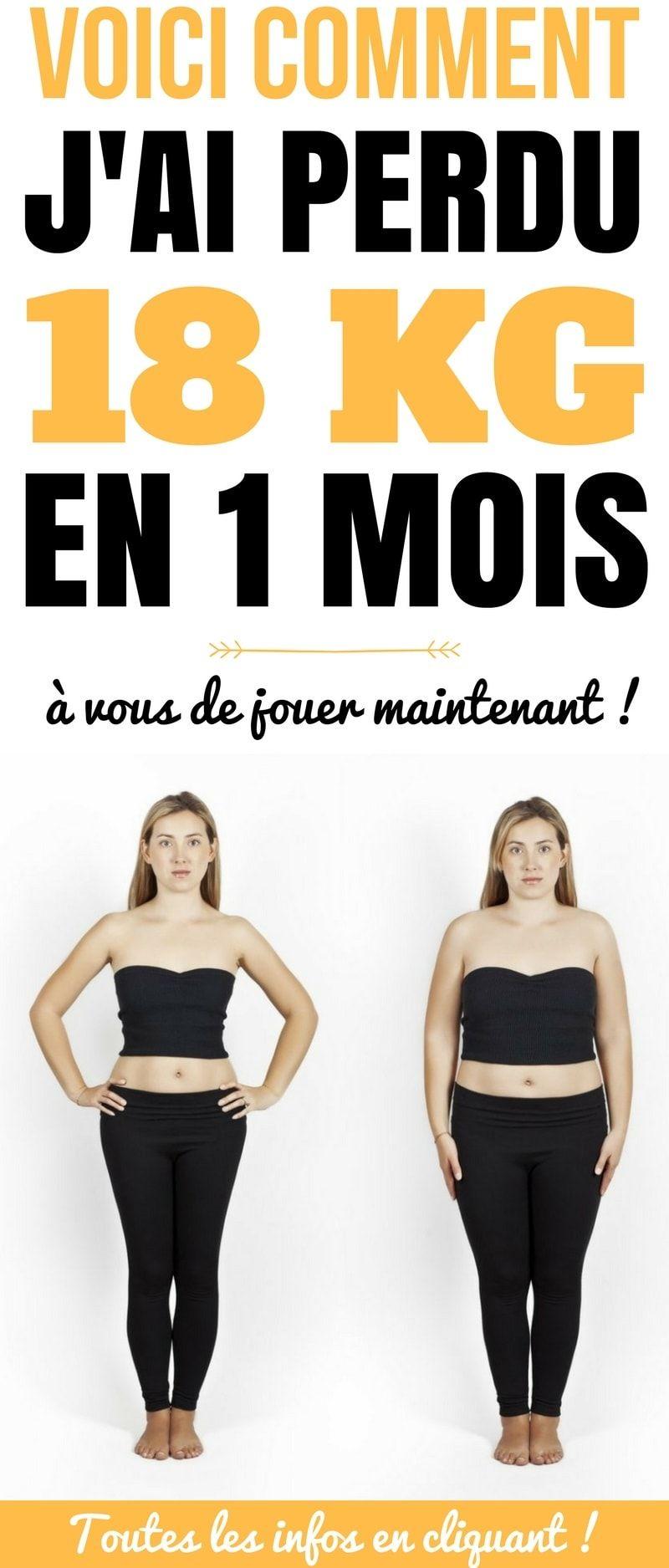 comment maigrir 3 kilos en une semaine - Comment maigrir