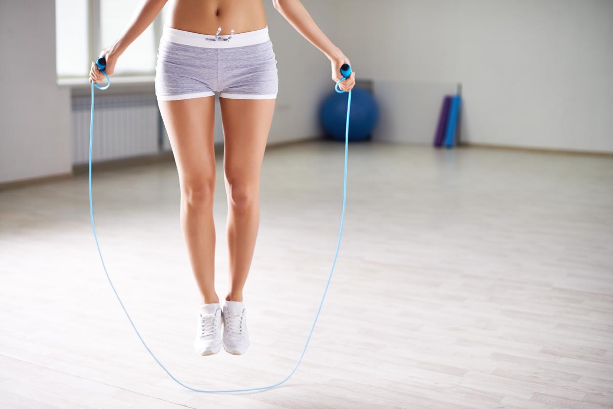 corde a sauter perdre du ventre - Comment maigrir