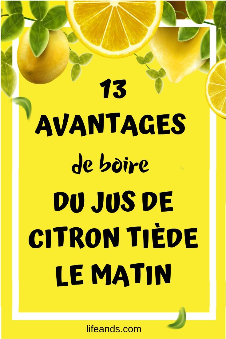 perdre du ventre jus de citron - Comment maigrir